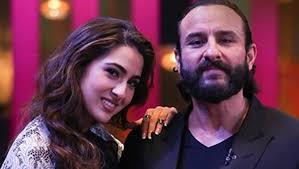 Sara Ali Khan father