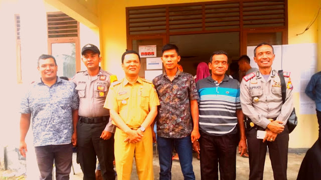 Pilkades di 2 Desa Kecamatan Kuok Hari Ini Dilaksanakan