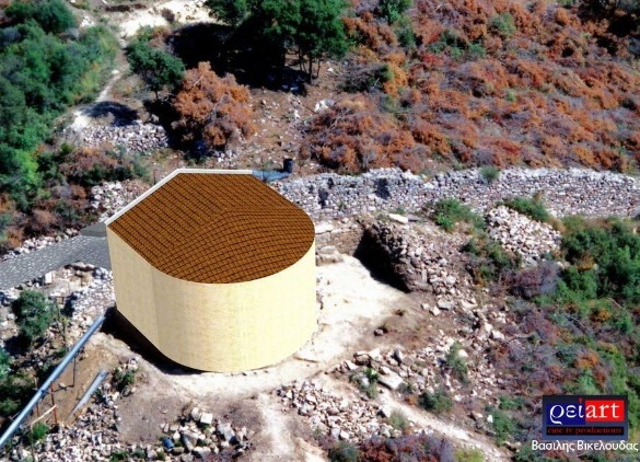 Greek archaeologists announce the discovery of Aristotle's tomb