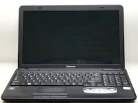 Laptop Bekas Toshiba Satellite C655