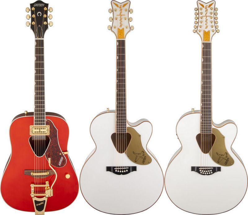 Gretsch Rancher Gitarren