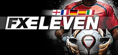 تحميل لعبة التكتيك والادارة فى كرة القدم FX Eleven كاملة للكمبيوتر مجانا