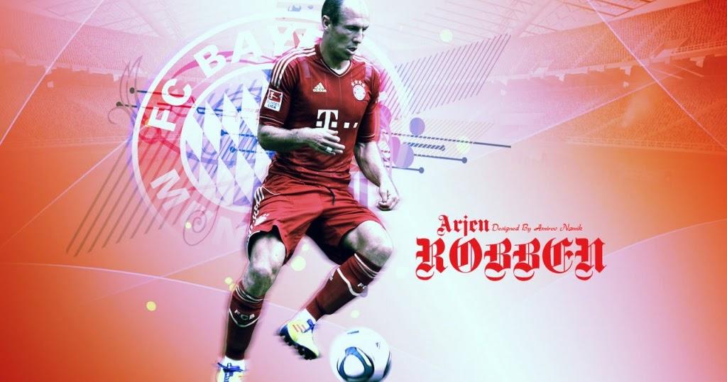 Fc Bayern Munich Wallpaper High Resolution: Arjen Robben Wallpaper