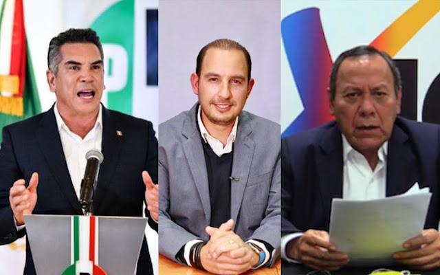 PRIANISTAS  pide castigo ejemplar a Morena por video del corrupto hermano de AMLO ¿Estas de acuerdo?