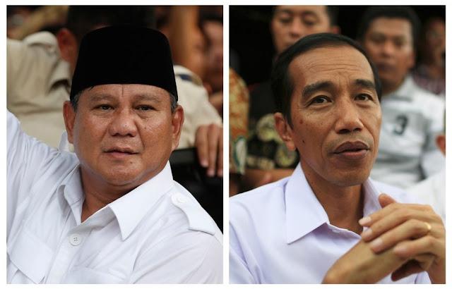 Kembali Bertarung di Pilpres, Ini Harta Kekayaan Jokowi dan Prabowo