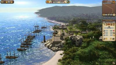 لعبة PORT ROYALE 3 PIRATES AND MERCHANTS للكمبيوتر