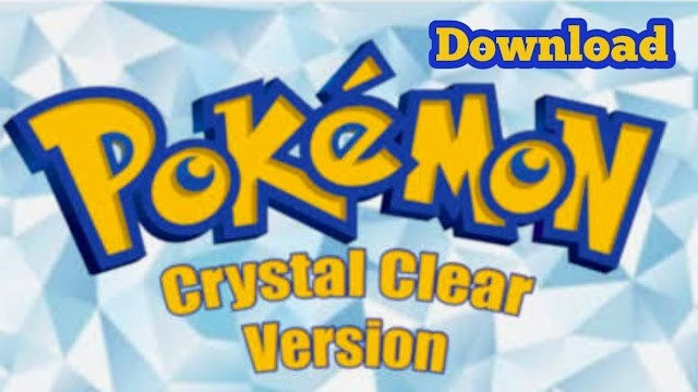 Download Pokemon Crystal Clear [100% Working Rom]