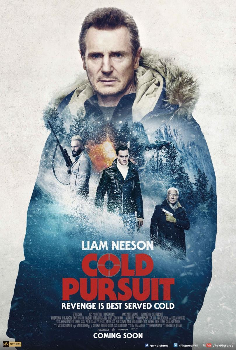 Download Cold Pursuit (2019) Full Movie in Hindi Dual Audio BluRay 720p [1GB]