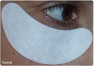 Patchs poches yeux hydrogel de Joliderm