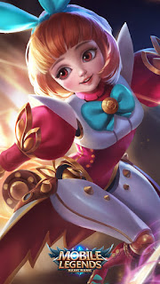 Angela Bunnylove Heroes Support of Skins V1