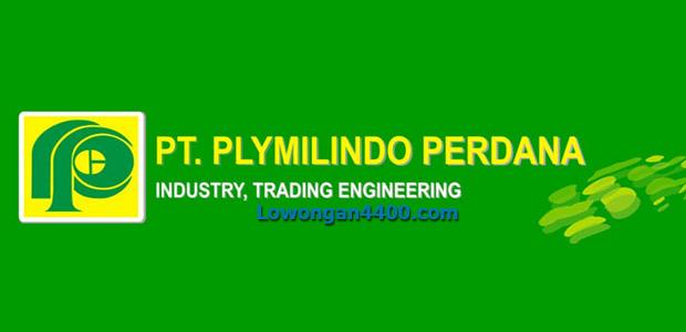 Lowongan Kerja PT. Plymilindo Perdana
