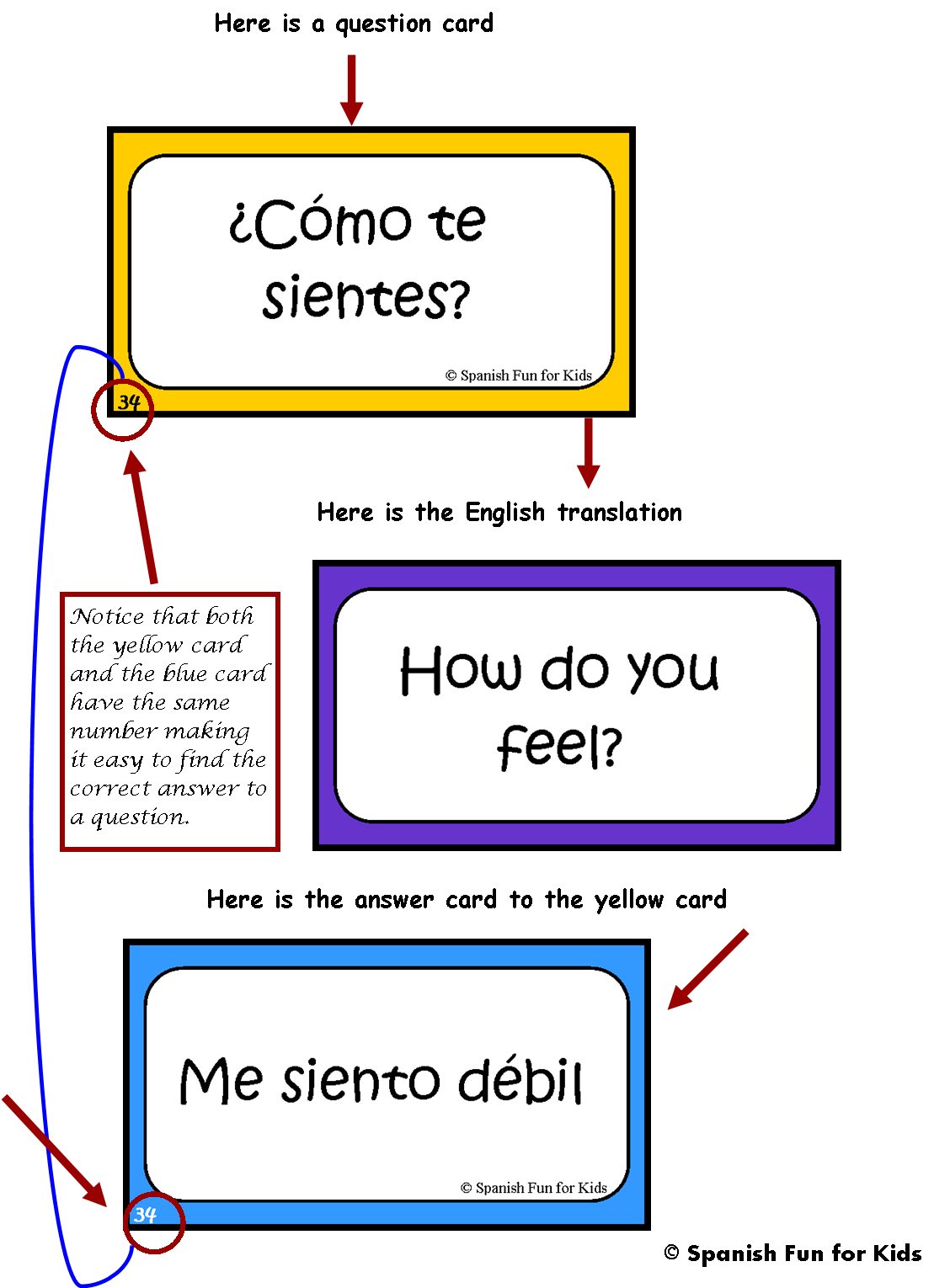 Music And Spanish Fun Common Spanish Phrases And Questions