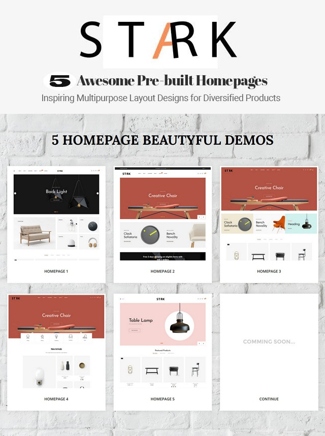 Furniture & Home Decor Shopify Theme