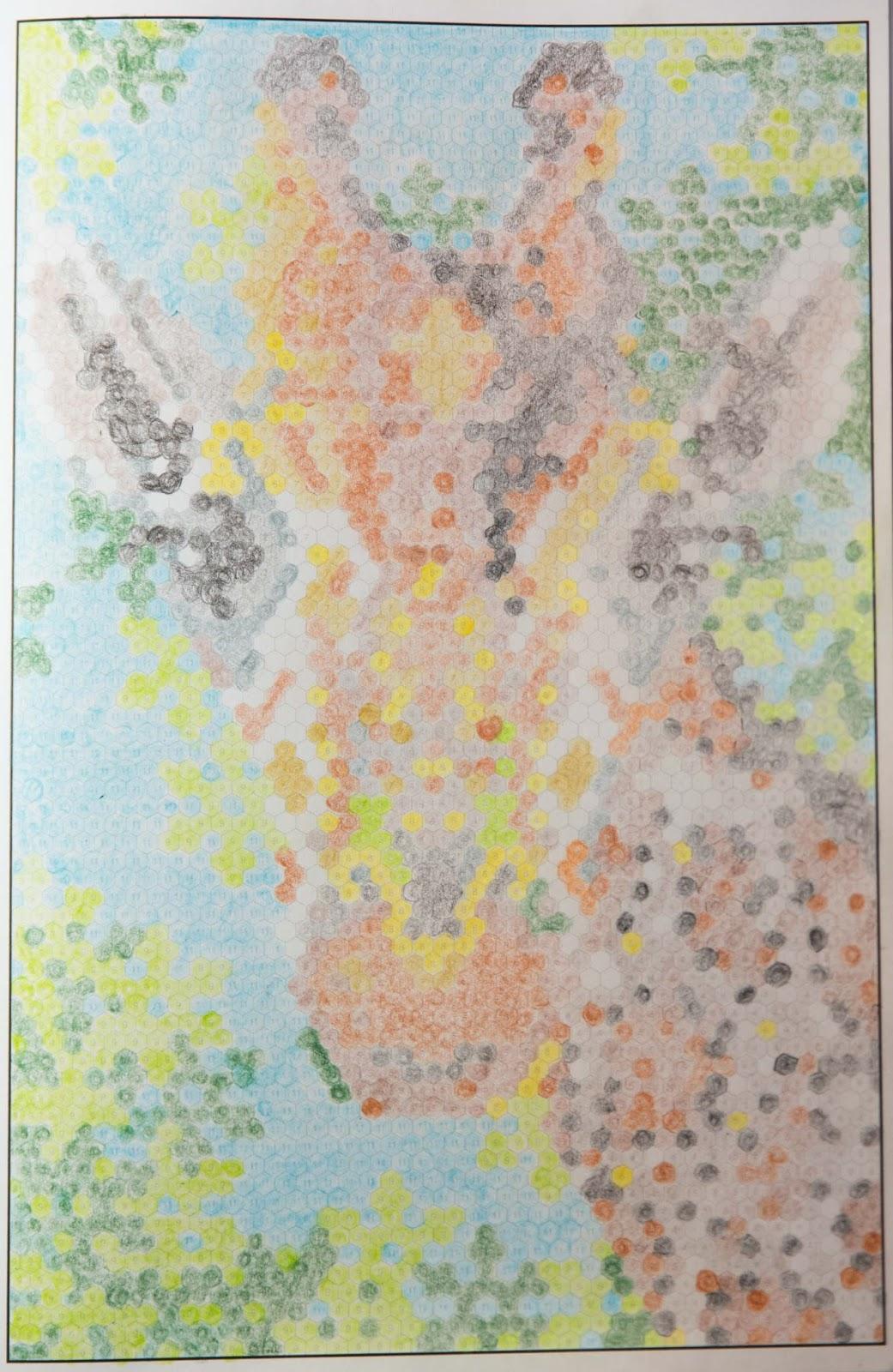 Kleurplaten Voor Volwassenen Met Nummers.Mijn Bevindingen Met Kleuren Op Nummer Extreme Kleurpuzzels Voor