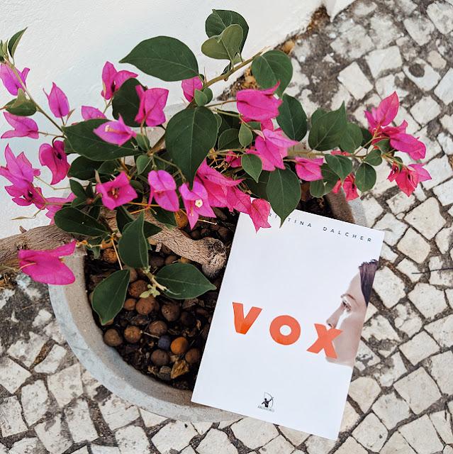 capa livro vox