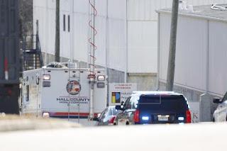 Fuga de nitrógeno en procesadora de pollo en EEUU deja al menos seis muertos