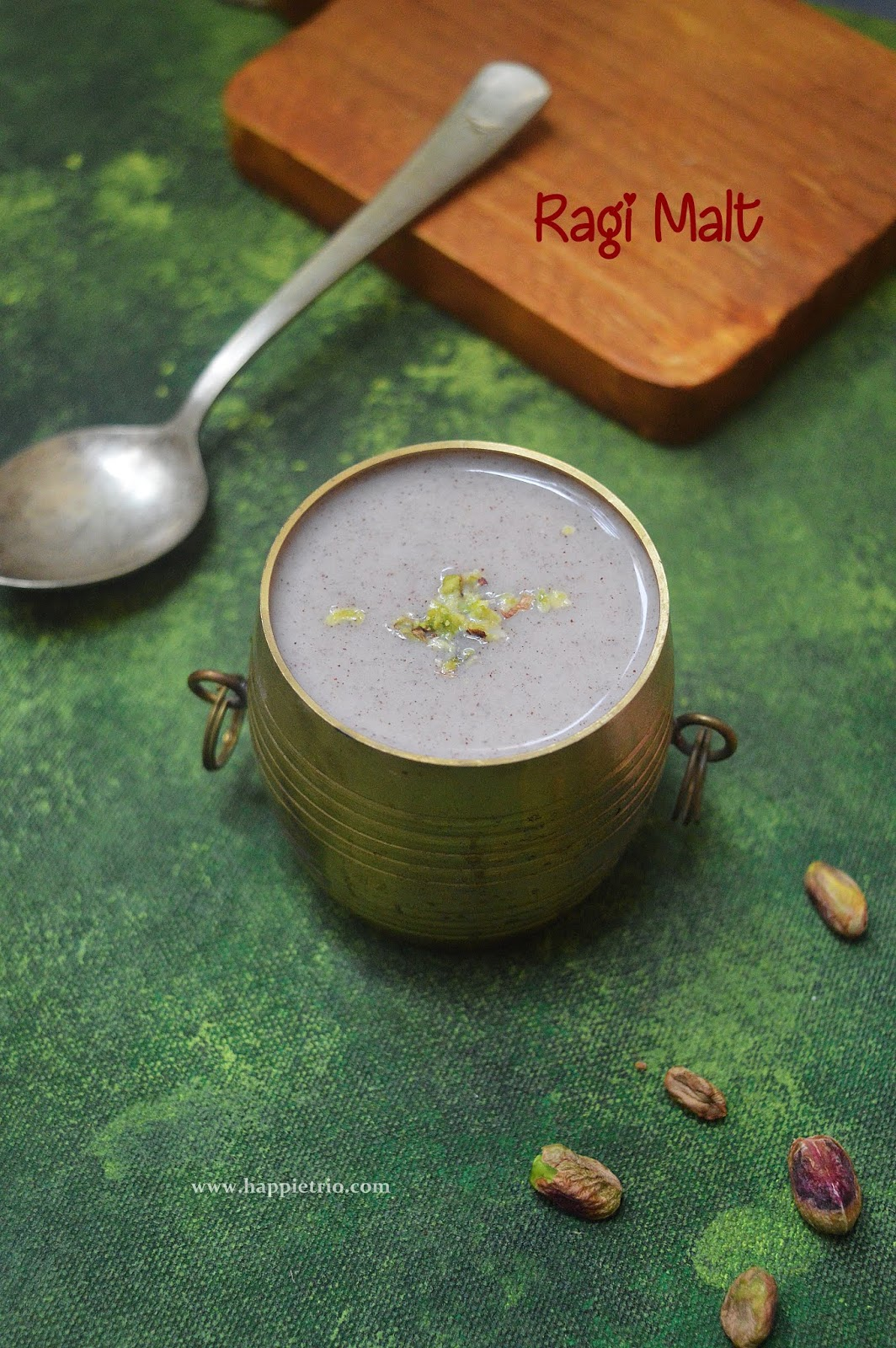 Ragi Malt Recipe | Healthy Ragi Porridge Recipe | How to prepare Ragi Malt