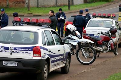 Guarda Municipal de Foz do Iguaçu (PR) realizará reorganização do policiamento para atender repartições públicas