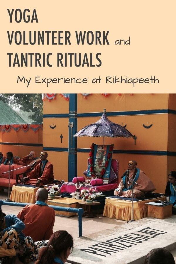 Rikhiapeeth Ashram Experience