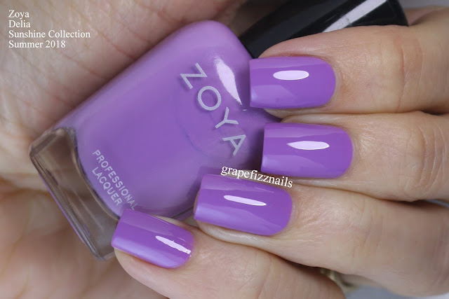 Zoya Sunshine Collection Delia
