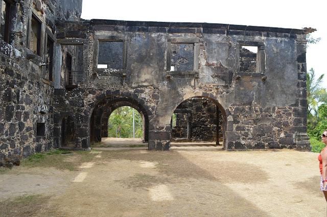 Ruínas do Castelo Garcia d´Ávila | Praia do Forte