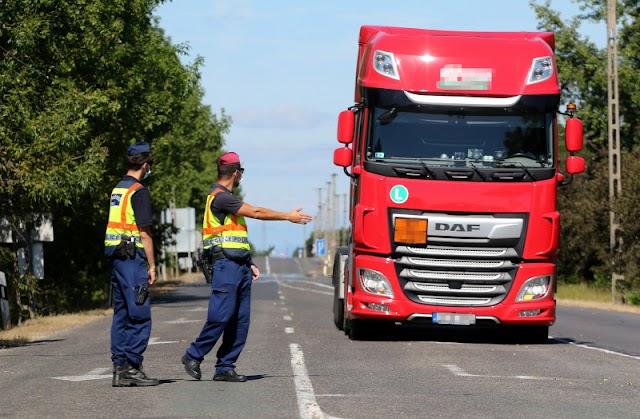 Újra megnyílt két határátkelő Magyarország és Szlovákia között Borsodban