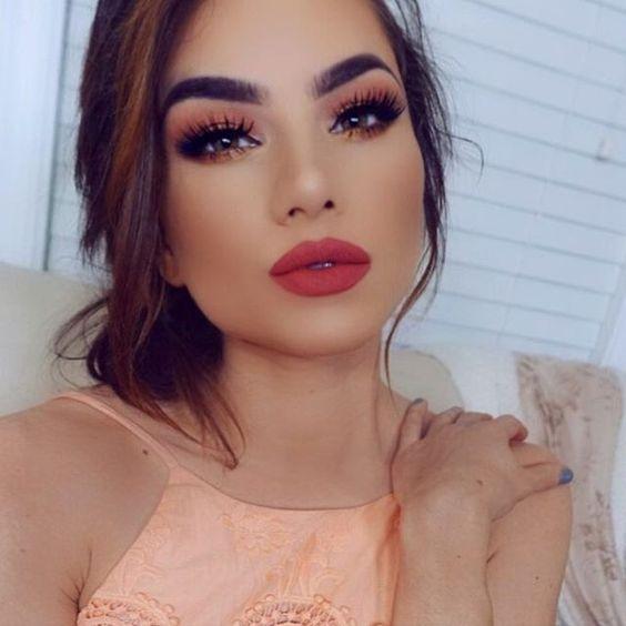 Makeup Fahion 2018