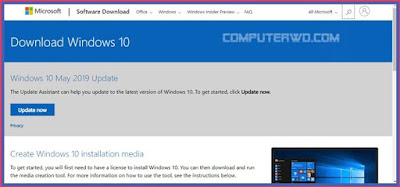 تحميل ويندوز 10 من مايكروسوفت بروابط مباشرة مجاناً
