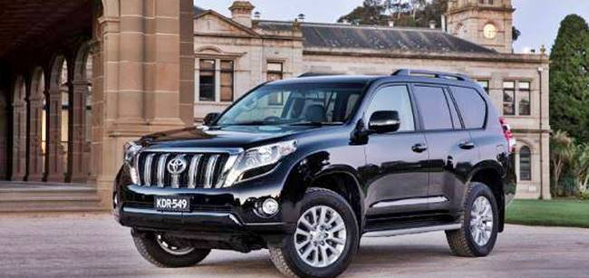 toyota prado 2018 new model. 2018 toyota prado redesign new model
