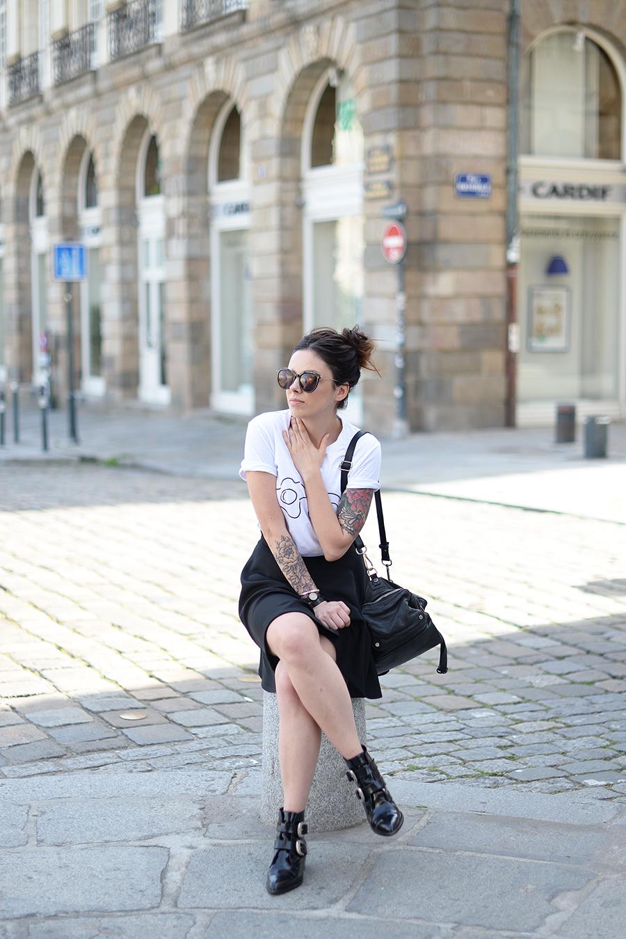 Maella b blog rennes mode beaut - Je suis absente du bureau ...