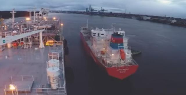 Польша поставит Украине 100 млн кубометров газа из США (Видео)