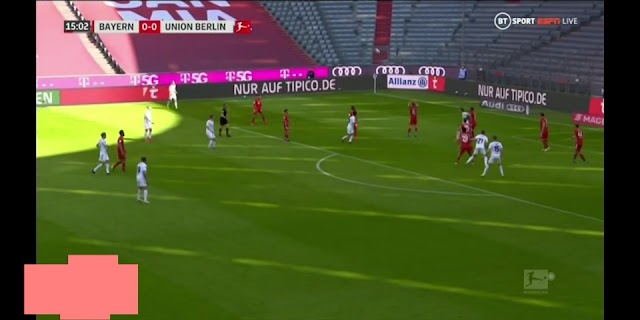 ⚽⚽⚽⚽ Bundesliga Bayern München Vs Union Berlin Live Streaming ⚽⚽⚽⚽