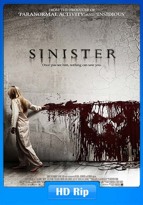 Sinister (2012) Movie [Hindi Tamil Eng] HEVC BDRip 250MB Download G-DRIVE