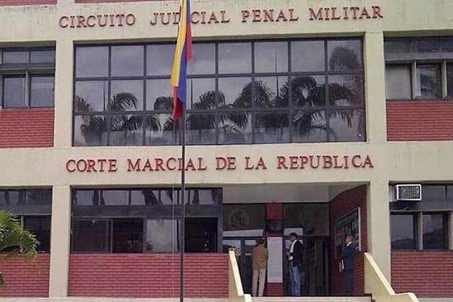 Oficiales venezolanos solicitaron a la Corte Marcial suspender el uso de la justicia militar para procesar civiles