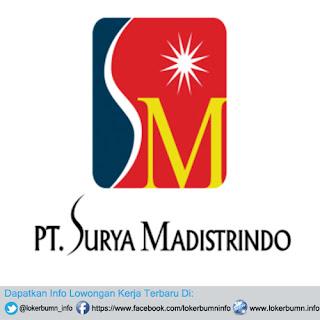 Lowongan Kerja PT. Surya Madistrindo 2017 Terbaru