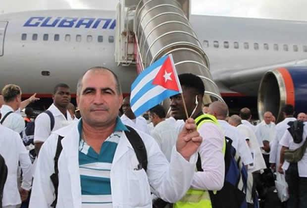 Un grupo de 62 nuevos médicos cubanos prestará servicios en el país
