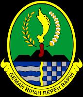 Logo Provinsi Jabar PNG