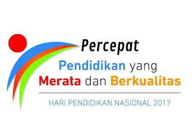 Tema Peringatan Hari Pendidikan Nasional Tahun 2017