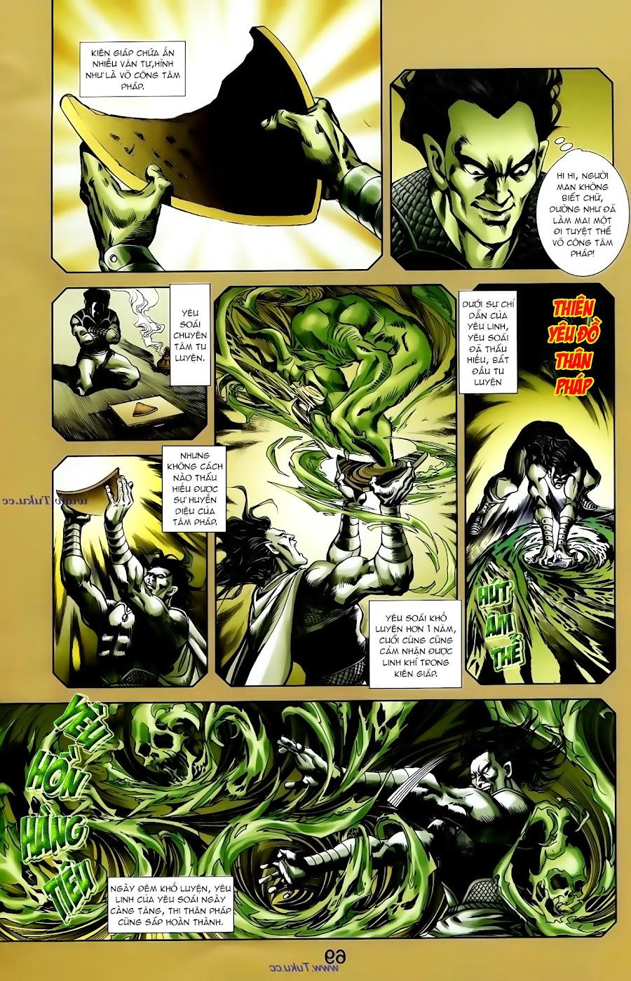 Cơ Phát Khai Chu Bản chapter 101 trang 6