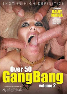 My Favorite Over 50 Gangbang 2