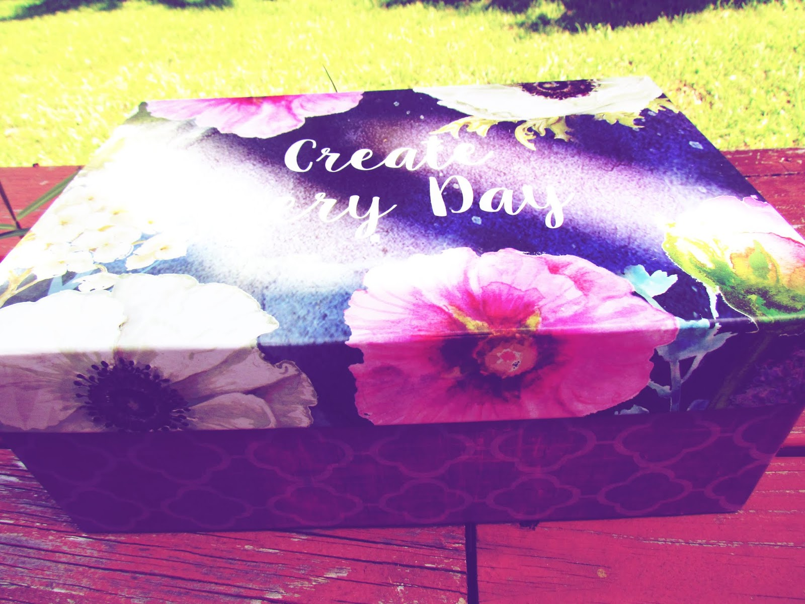 DIY Faerie Box for Nature Finds + Faerie Witchcraft