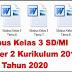 Silabus Kelas 3 SD/MI Semester 2 Kurikulum 2013 Tahun 2020 - Mutu SD