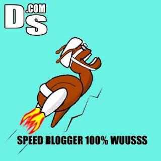 5 Cara Simple Untuk Optimasi Speed Blogger