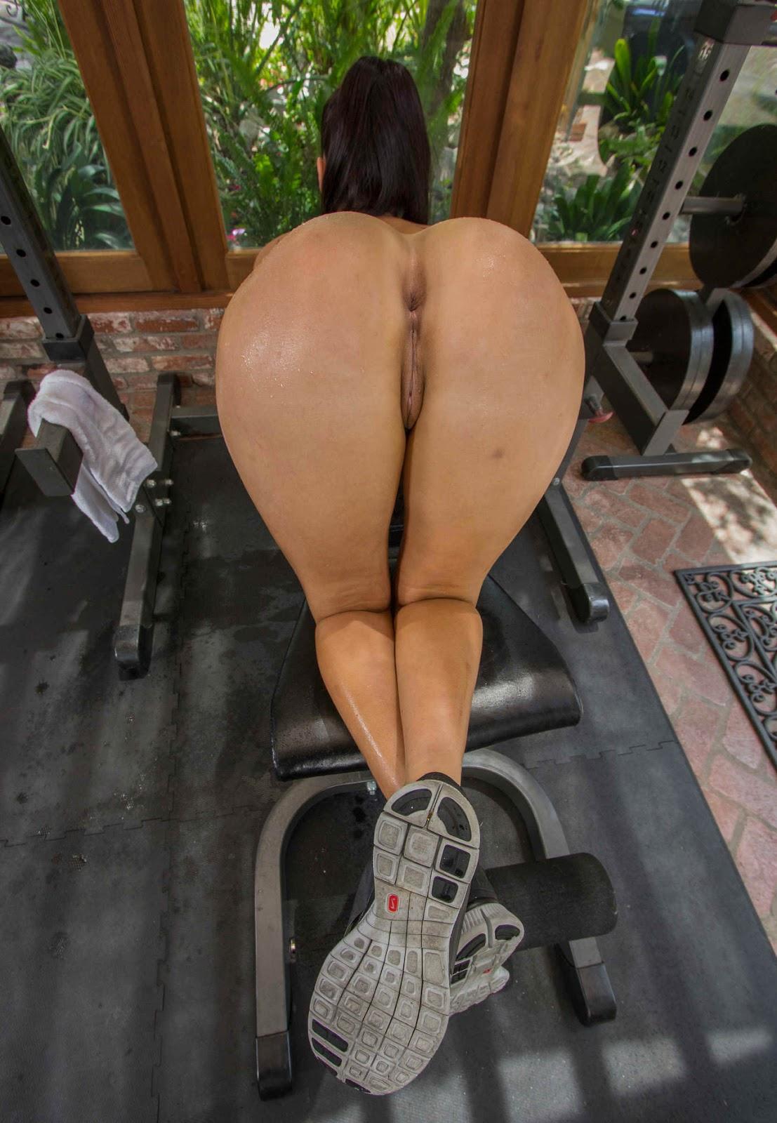 Hot Big Asian Ass London Keyes Workout - Big Ass Hd-6828