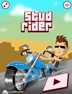 STUD RIDER GAME.