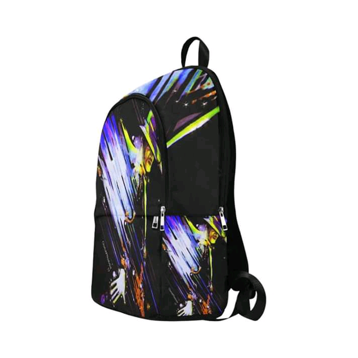 Clovis AP Michael Jackson Unique Backpack - King Clovis AP The Artist