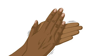 When we rub our hands together, they get hot but why only to a maximum temperature?