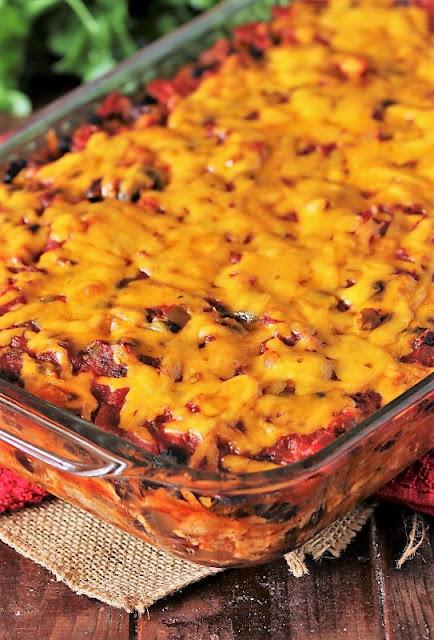 Baked Tortilla Lasagna Image