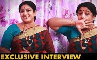Actress Praveena Interivew | Priyamanaval Serial Uma
