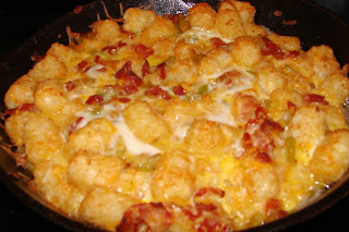 Egg, and Tater Tot Casserole